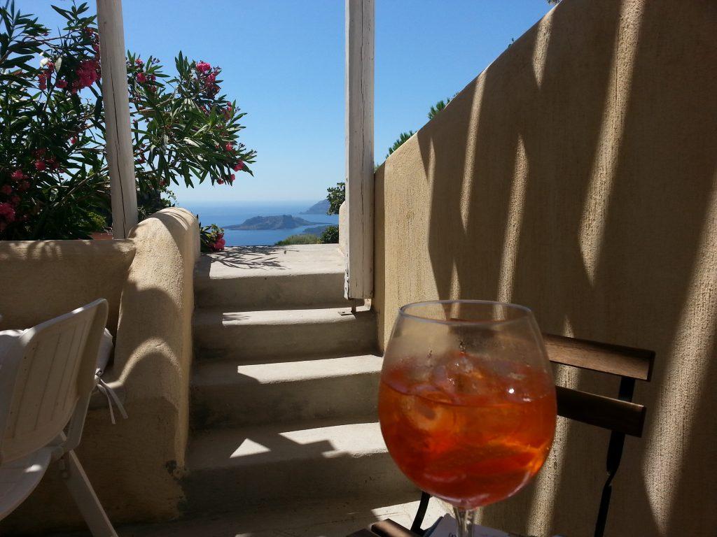 Erfahrung Santorini
