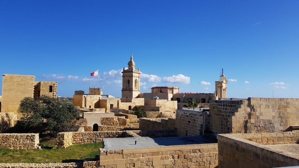 Citadella Victoria, Gozo