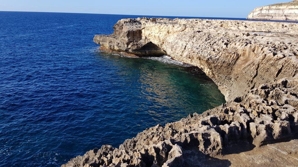 Dwejra Bucht, Gozo
