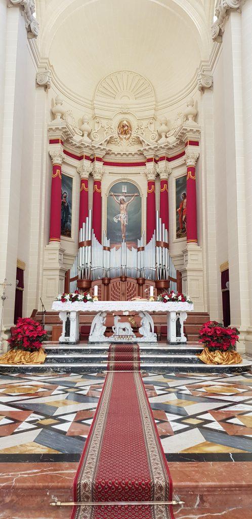 Basilika St. John, Gozo