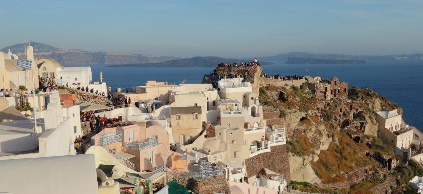 Overtourism Santorini