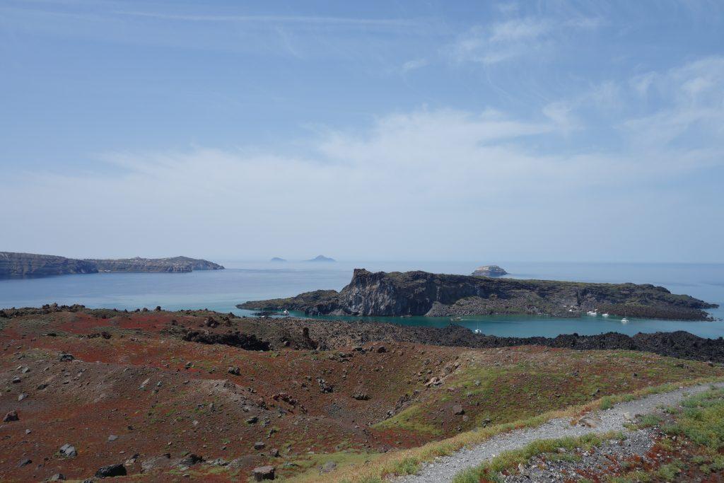 Vulkaninseln Palea Kameni