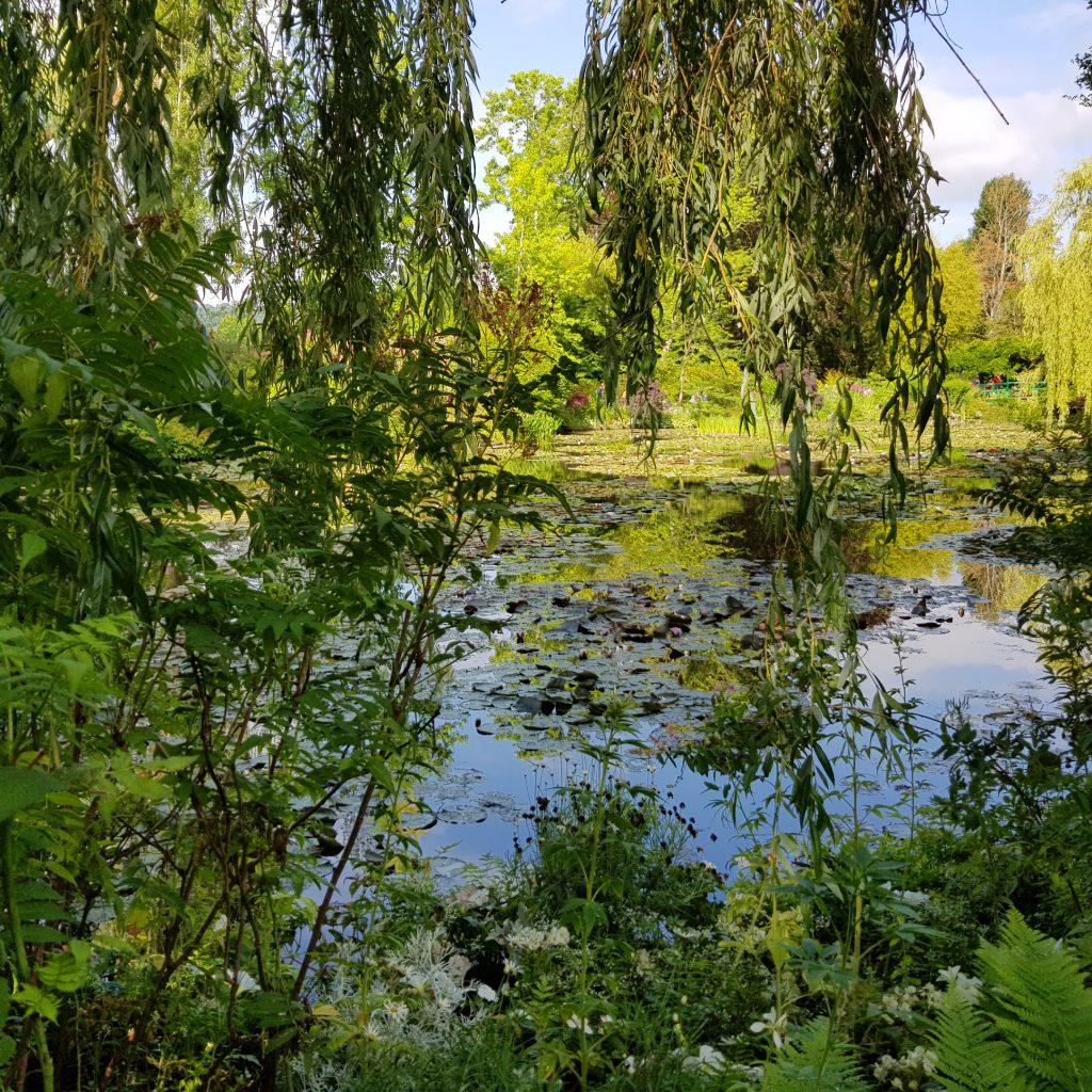 Rückblick 2019: Giverny, Monets Gärten