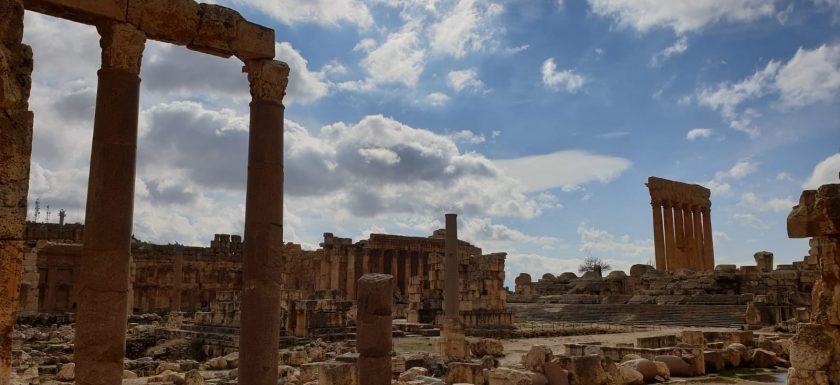 Libanon: Ruinen von Baalbek