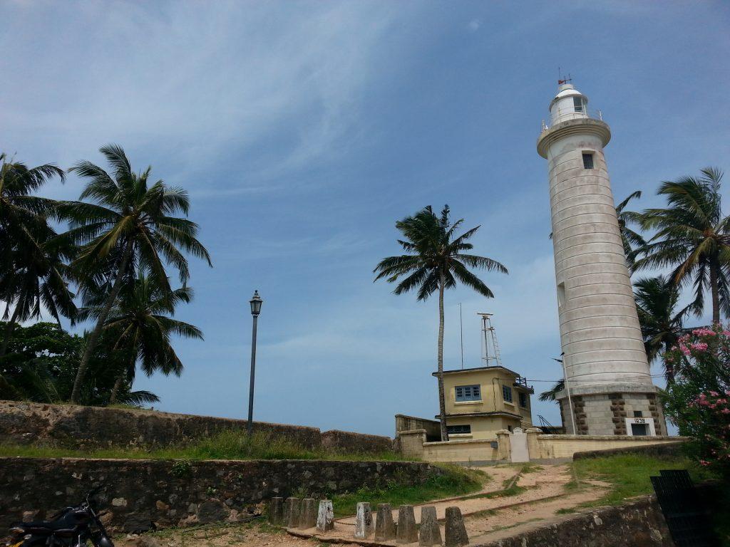 Leuchtturm in Galle, Sri Lanka