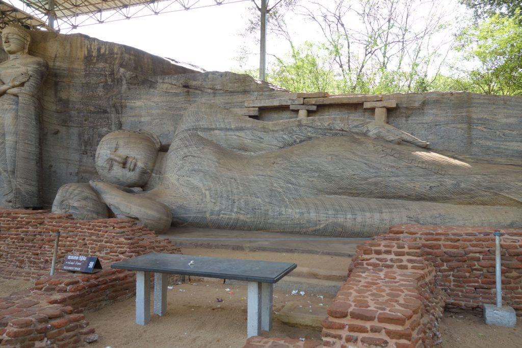Polonnaruwa, Sri Lanka alte Hauptstadt