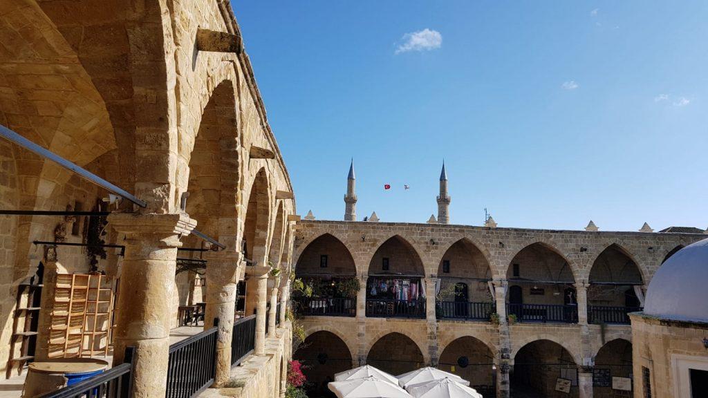 Girne Kalesi, der nördliche Teil, Zypern