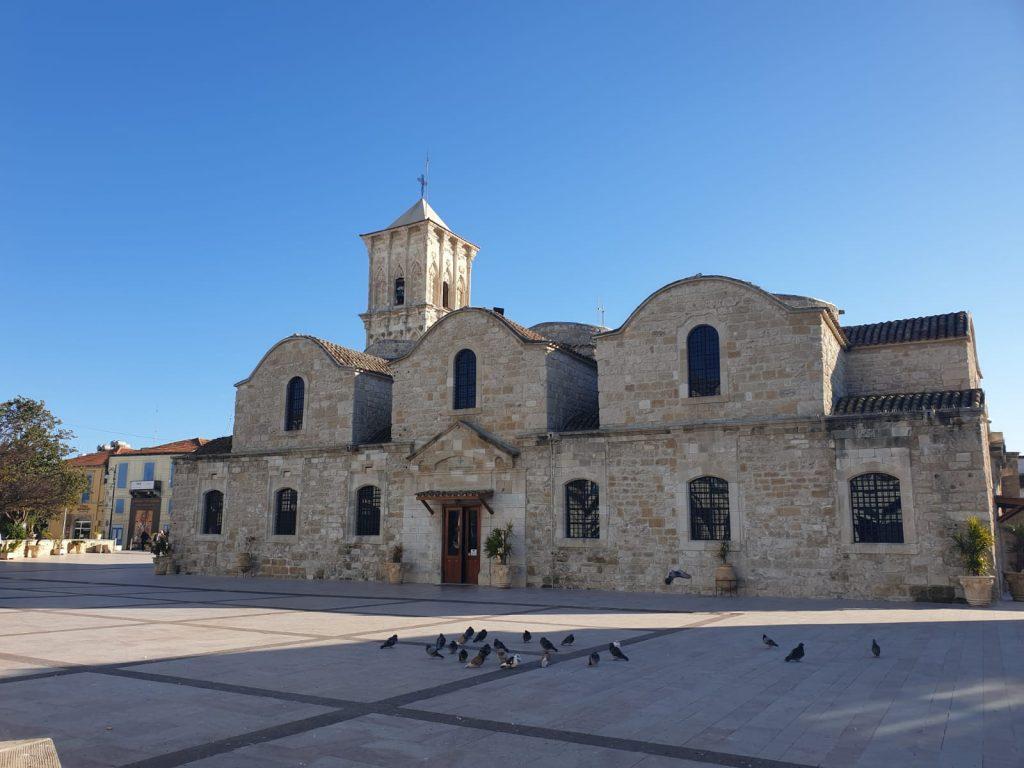 Larnaka, St. Lazarus Kirche