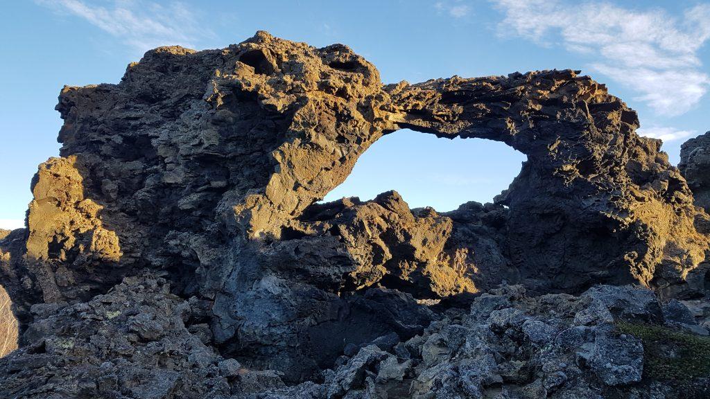 Dimmuborgir, Land der Wildlinge, Island, Diamond Circle